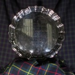 Strathclyde Region salver – 1986 Centenary Year